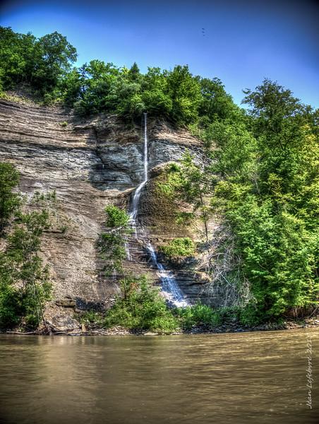 60 meters high waterfalls!