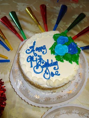 Joe LaBeau's 94th Birthday Party
