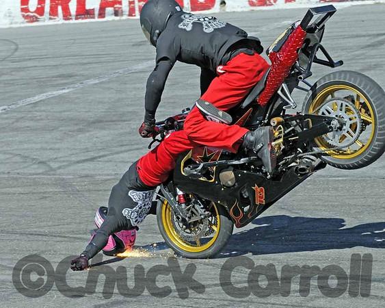 StuntWars - Main Event -  Jan. 18th  --  FMX Freestyle, Tandem Riding, Gravity Globe, Car Drifting Sunday -