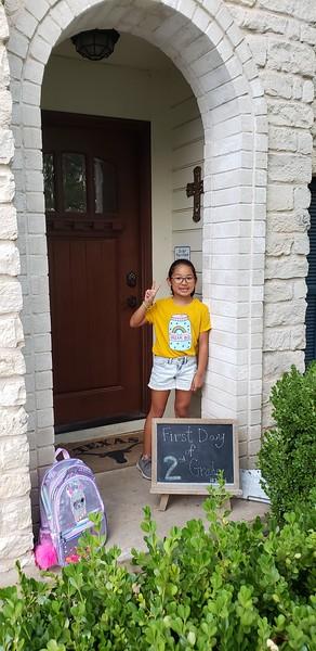 Amanda | 2nd grade | Cypress Elementary