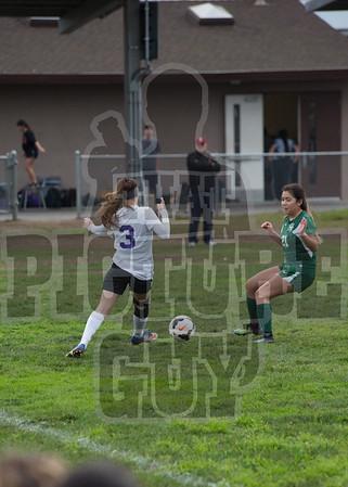 Girls Soccer vs Hilmar 2018