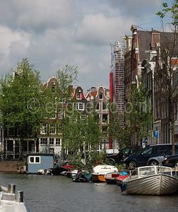 AMSTERDAM, binnen de singels