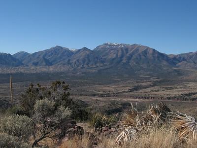 Mazatzal Peak - May 2, 2009