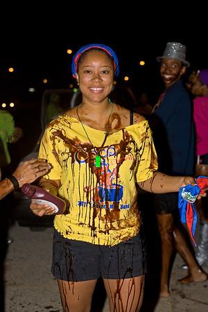 Jouvert - Belize City 2011