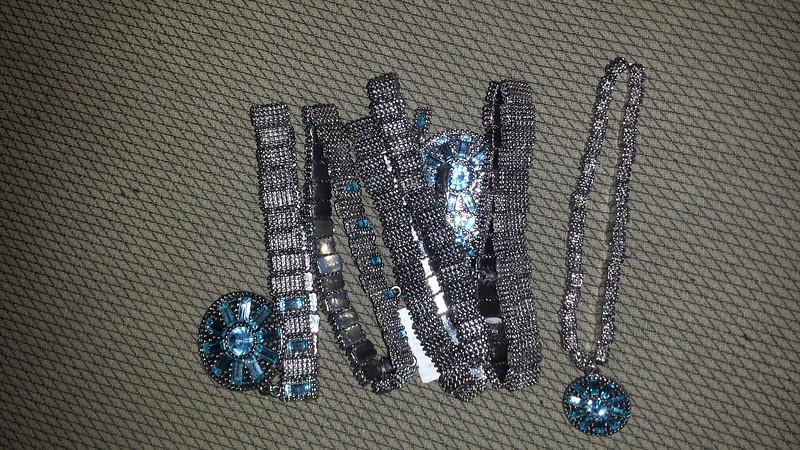 A pair for bracelets- $40