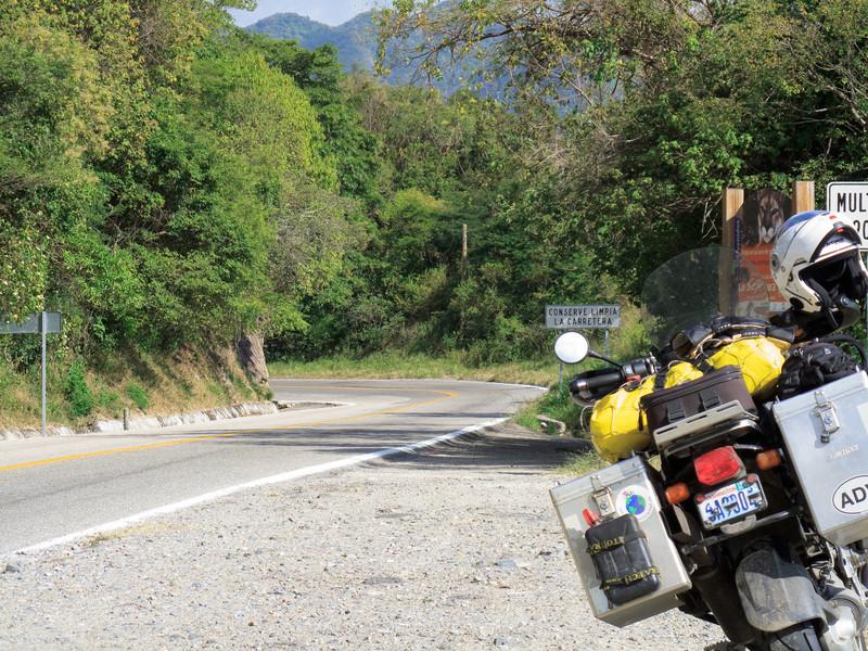 MX 190 to Tuxtal