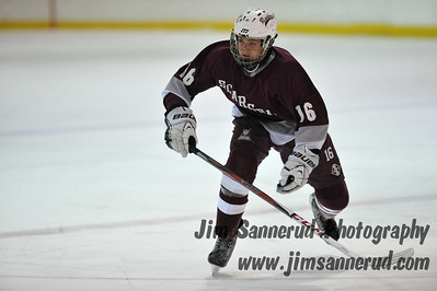 White Plains High School Tigers vs. Scarsdale Raiders Varsity Ice Hockey at Ebersole Ice Rink