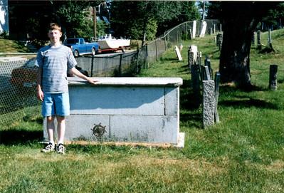 Rev. Dr. Samuel Spring Grave