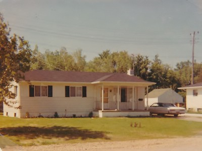 1968 House on Second St