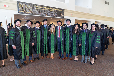 2019 CPM and COMP Commencement
