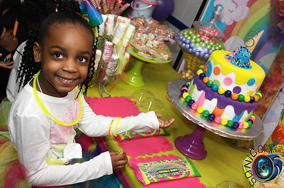 FEBRUARY 3RD, 2019: IMANI'S BIRTHDAY BASH
