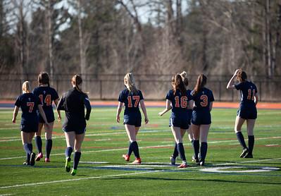 Girls Varsity Soccer vs. West Seattle