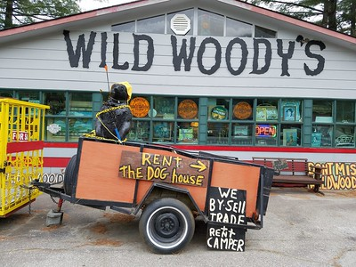 Wild Woodys Campground and Antiques