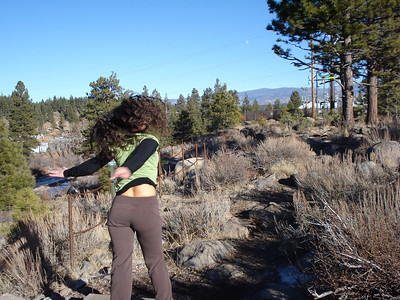Disc Golf - Truckee Regional 01-04-2012