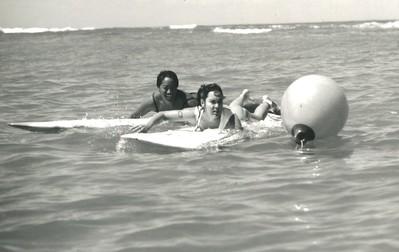 7th Annual Summer Surf PB Race 6-20-1987