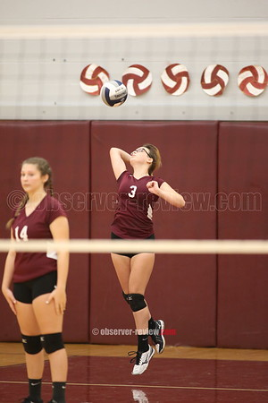 Dundee Volleyball 9-17-18