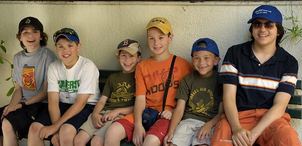 Israel Family Trip