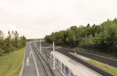 Valley Line Renderings (September 2013)