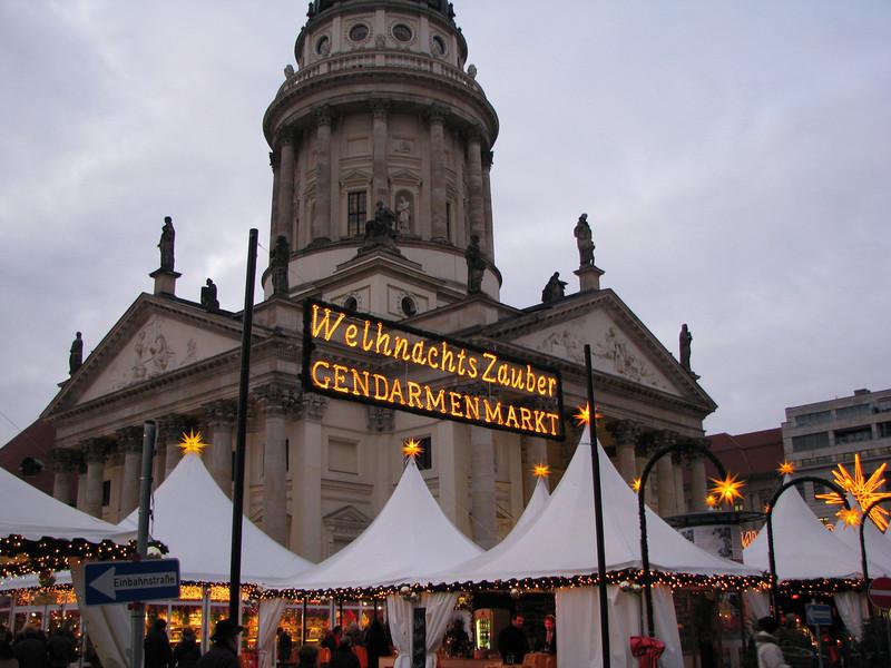 Christmas Markets Gendarmenmarkt - Berlin