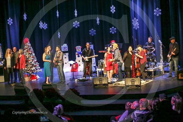2016 Jamie Taylor & Friends Christmas Wish Concert.