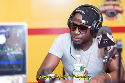 Gaddie G Caribbean Powder Jam Radio