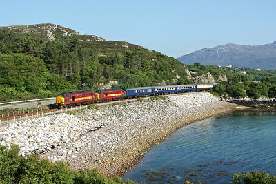 The line to Kyle of Lochalsh