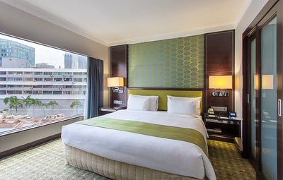 Holiday Inn Singapore Orchard City Centre (Deluxe Suite)