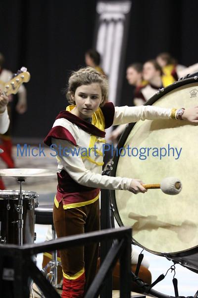 Croatan High School Indoor Percussion
