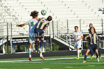 Boys Soccer: James Wood at Woodgrove (5-23-2014 by Jeff Vennitti)