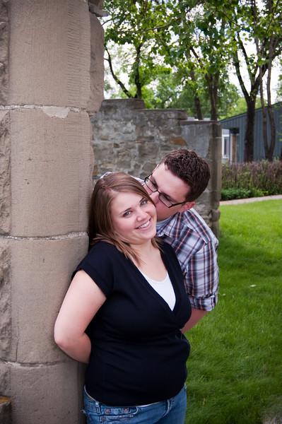 Jessica and Garrett's Engagement Shoot