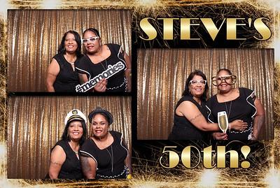 Steve's 50th Birthday