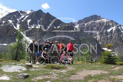 Gibbon Pass & Little Copper Mountain