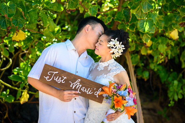 Zhou Wedding Photos, July 20th, 2016