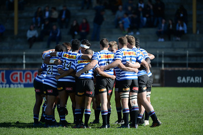 12h30/DHL Western Province v Free State (A Field)
