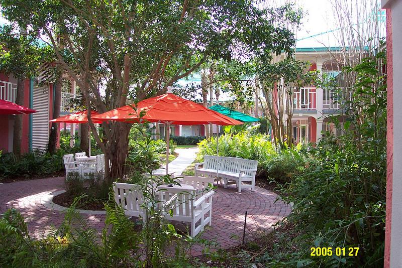 Caribbean Resort - Disney World
