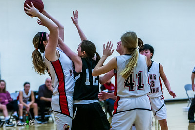 HS Sports - DeForest Girls Basketball - Jan 19, 2016