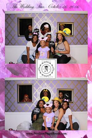 The Wedding Fair 10/16/16
