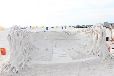 Treasure Island Beachfest and Sand Castle Contest Nov 20-22 2009