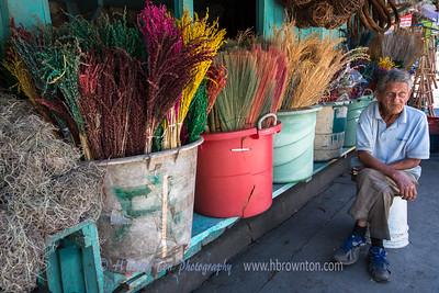 Honduras: Mercado de Artesanias Guamilito