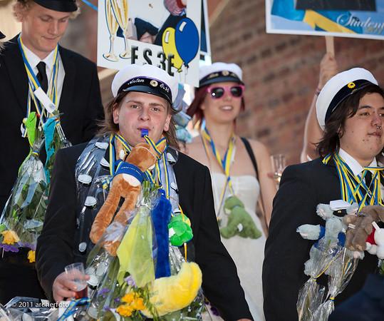 Graduation in Sweden