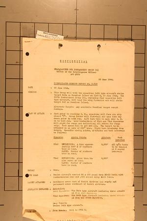 5th BG June 30, 1944