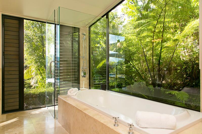The Point Villas - Tatamoana - Villa One - Bathroom