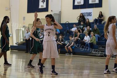 2014-2-18 Varsity Womens vs Eagles