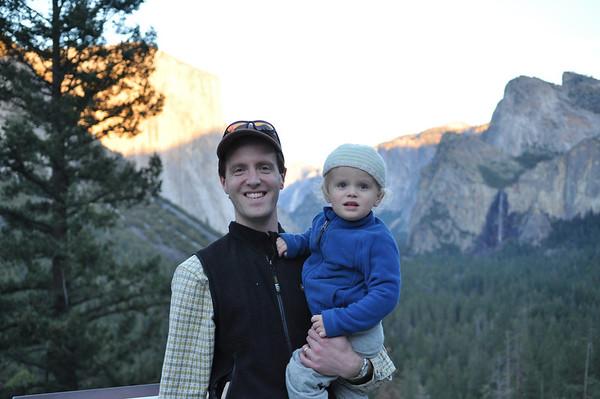 Yosemite Jan 2012