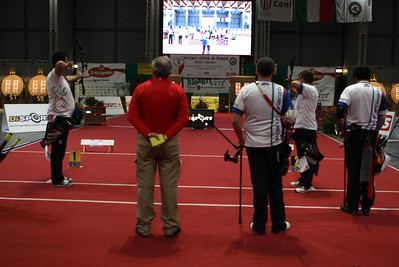 Tricolori Indoor - i titoli assoluti
