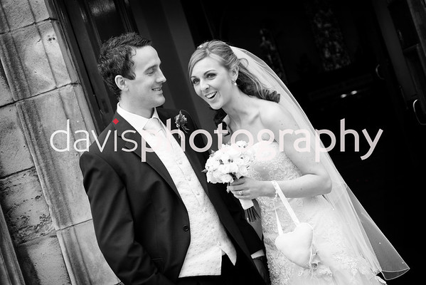 Jill & Mark Wedding Photos NI