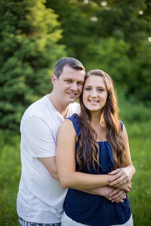Amandine & Scott (Engaged) 6.4.15