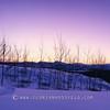 Yukon panoramic sunrise 1