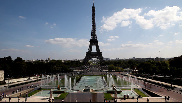 Paris Named Landmarks HD