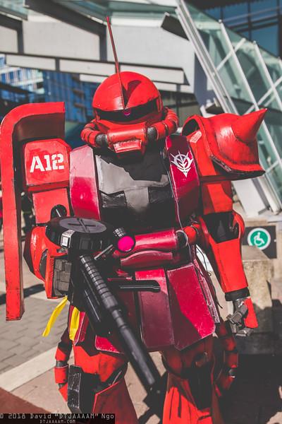 Anime Revolution 2018 - Saturday